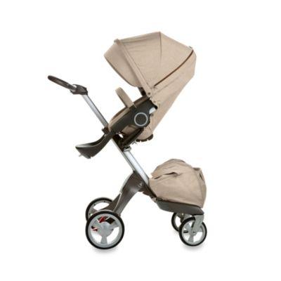 Stokke® Xplory® Stroller in Beige Melange