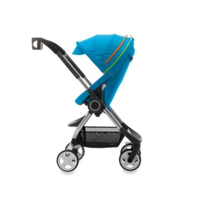 Stokke® Scoot™ Stroller in Urban Blue