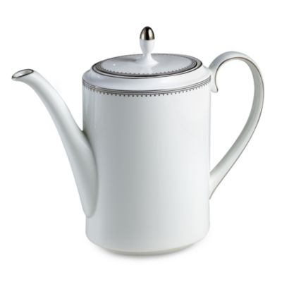 Vera Wang Wedgwood® Grosgrain 1 3/5-Pint Coffeepot