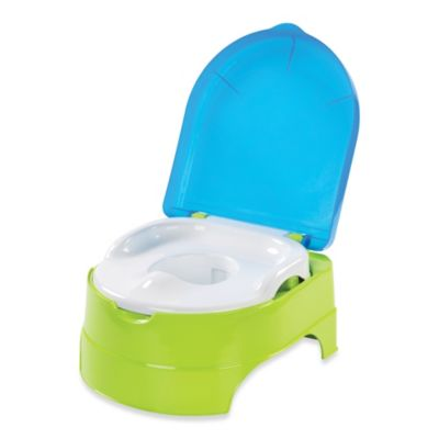 Blue Baby Potty Training