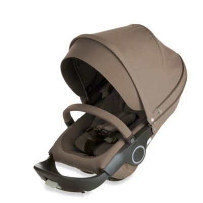 Stokke® Xplory® & Crusi™& Seat Complete in Brown
