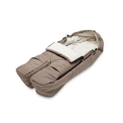 Stokke® Universal Footmuff in Brown