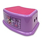 Ginsey Disney® Minnie Mouse Step Stool