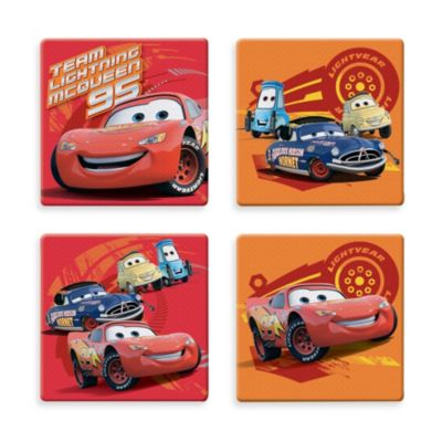 Ginsey Disney® Pixar Cars Tub Treads (Set of 5)