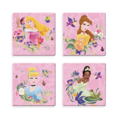 Disney® Princess Tub Treads (Set of 5)