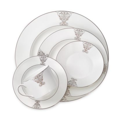 Vera Wang 5-Piece Dinnerware Place
