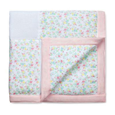 Little Me Garden Baby Blanket