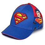 Superman Toddler Baseball Cap