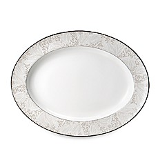 Waterford® Bassano 15 1/4-Inch Oval Platter