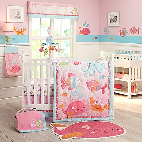 Carter's® Under the Sea Crib Bedding Collection