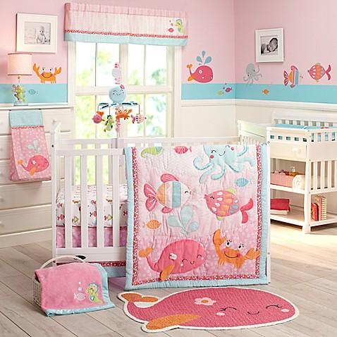 Carter's® Under the Sea Crib Bedding Collection