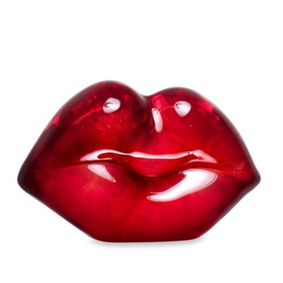 Lips Figurine