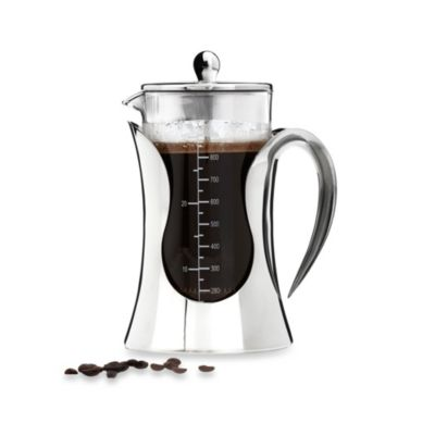 Nambe Reveal Coffee Press
