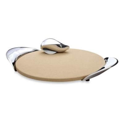 Nambe Gourmet Lulu Pizza Set