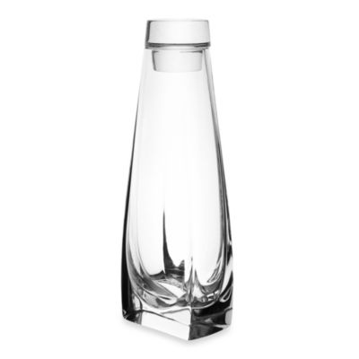 Nambe® Klasp 42-Ounce Decanter
