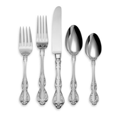 Oneida® Mandolina 65-Piece Flatware Set