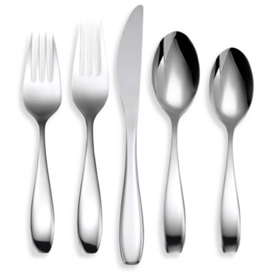 Oneida® Stafford Mirror 65-Piece Flatware Set