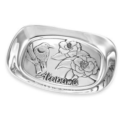 Wilton Armetale® State of Alabama Bread Tray