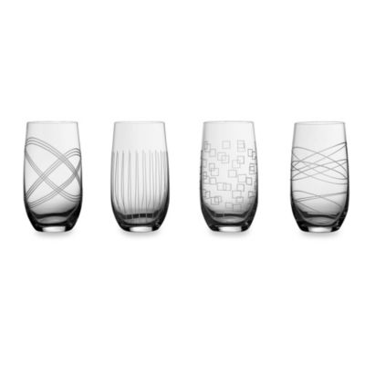 Royal Doulton® Party Collection Hiball Glasses (Set of 4)