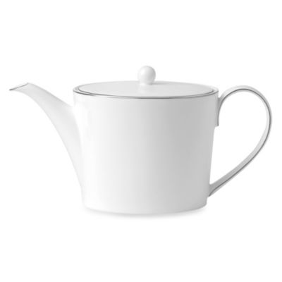 Royal Doulton® Signature 5.25-Inch Teapot in Platinum