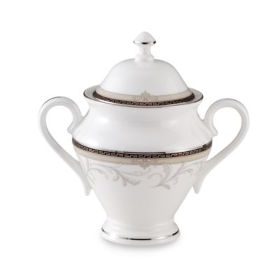 Waterford® Brocade Covered Sugar Bowl