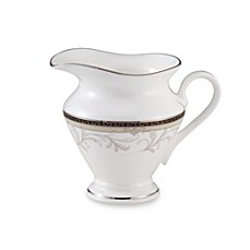 Waterford® Brocade 8-Ounce Creamer