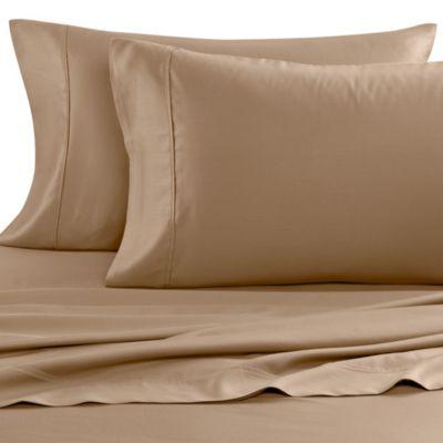 Eucalyptus Origins™ Tencel® Lyocell 600-Thread-Count Twin Sheet Set in Gold