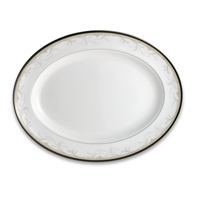 Waterford® Brocade 15.25-Inch Oval Platter