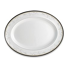 Waterford® Brocade 15 1/4-Inch Oval Platter