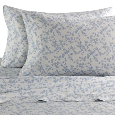 Laura Ashley® Salisbury Queen Sheet Set