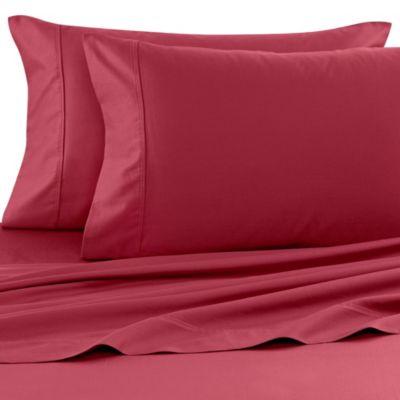 Burgundy King Comforter Sets