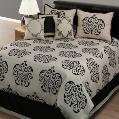 Alyssa 7-Piece Comforter Set