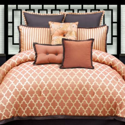 Aiden 6-Piece King Comforter Set