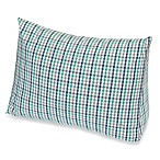 Southern Tide® Peninsula Check Yarn Dyed Wedge Toss Pillow