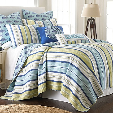 Hampton Reversible Quilt Bed Bath Amp Beyond