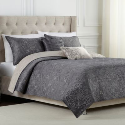 Platinum Bedding Quilt Sets