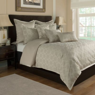 Westport Geo Full/Queen Duvet Cover