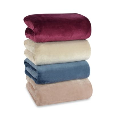 Berkshire Blanket® Modern Comfort Throw