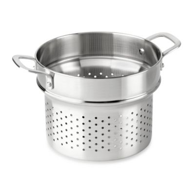 Classic Stainless Steel Steaming Insert