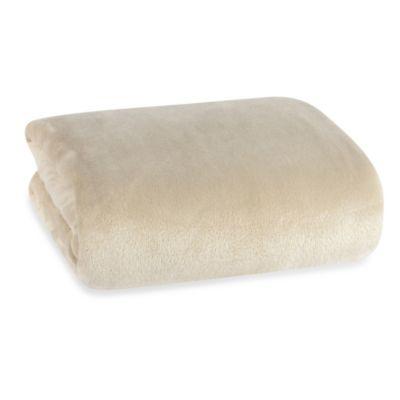 Berkshire Blanket® Modern Comfort Throw in Grain