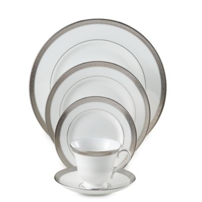 Waterford® Newgrange Platinum 5-Piece Place Setting