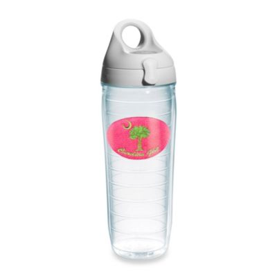 Tervis® South Carolina Flag 24-Ounce Emblem Water Bottle with Lid