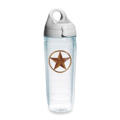 Tervis® Texas Star 24-Ounce Water Bottle with Lid