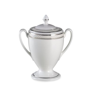 Waterford® Padova Covered Sugar Bowl