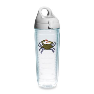 Tervis® Blue Crab 24-Ounce Water Bottle