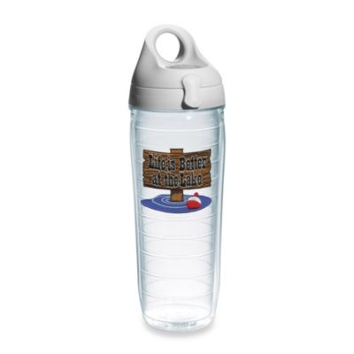 Tervis® Life is Better at the Lake 24-Ounce Water Bottle with Lid