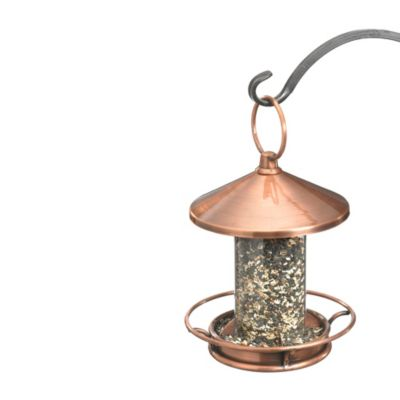 Good Directions Classic Perch Bird Feeder in Venetian Bronze