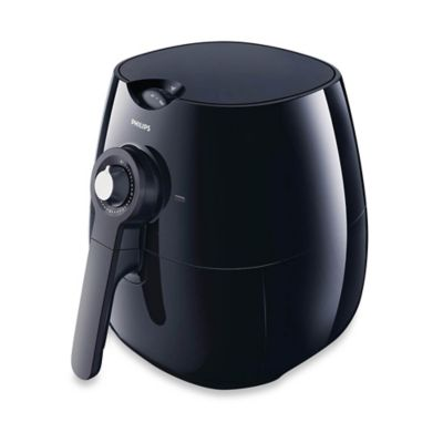Philips Viva Collection HD9220/26 Airfryer in Black