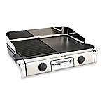 Removable Die-Cast Plate 1700-Watt Electric Grill/Griddle