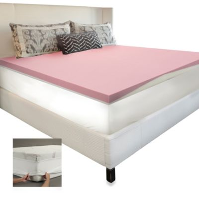 BIOS™ Dynamic Perfomance Memory Foam Full Mattress Topper